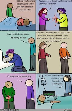 Mental health week: How drawings on social media are changing the conversation