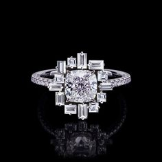 e5b2299e356c You are the inspiration for Stefano Canturi s newest diamond engagement  ring  STELLA .