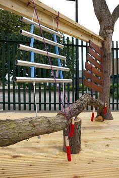bespoke outdoor playground builders