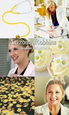 Arizona Robbins
