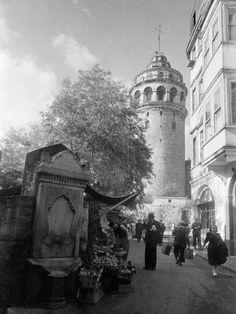 Galata Kulesi Othmar Pferschy Fotoğrafı