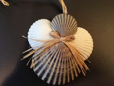 Seashell Angel ornament Beach Ornament by SeashellSensations, $11.99
