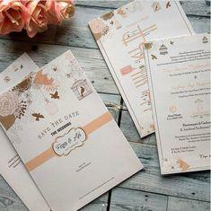 Muslim Wedding Invitations, Vintage Invitations, Wedding Invitation Design, Let's Get Married, Getting Married, Wedding Preparation, Invitation Cards, Invite, Save The Date