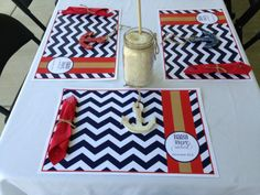 50 Customized Paper Placemats For Baby Shower By Paperpetalsshop 3800