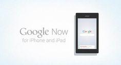 Google Now iOS promo video (leaked)