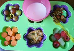 Muffin Meals: Grapes Are a Girl's Best Friend