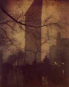 Edward Steichen  The Flatiron  1905    © Estate of Edward Steichen
