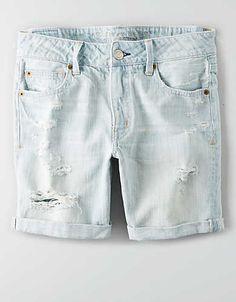 AEO Slouchy Bermuda Short  - Buy One Get One 50% Off