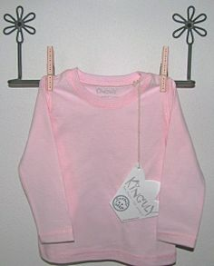 BIO-Baumwoll-Shirt, zartrosa, GOTS zertifiziert von KingulY© KreativWerkstatt auf DaWanda.com Unisex, Shirts, Crop Tops, Women, Fashion, Pink, Creative, Kids, Moda