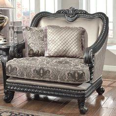Meridian Furniture USA Florence Armchair