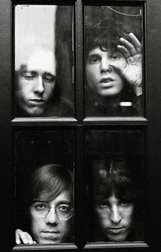 babeimgonnaleaveu: Portrait of The Doors