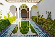 Palácio Alcazaba.
