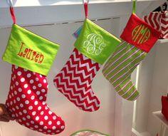 #11093 Christmas Stockings
