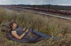 Mike Brodie / Vivir de tren en tren