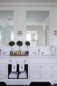 pretty bathroom Tap the link now to see where the world's leading interior designers purchase their beautifully crafted, hand picked kitchen, bath and bar and prep faucets to outfit their unique designs.