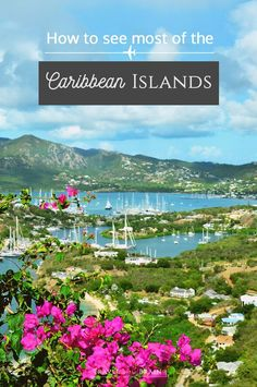 How to See the Most of the Caribbean Islands. Don't forget when traveling that electronic pickpockets are everywhere. Always stay protected with an Rfid Blocking travel wallet. www.igogeer.com for more information. #igogeer