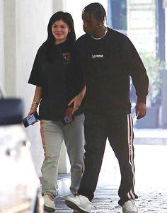 Kylie & Travis Scott