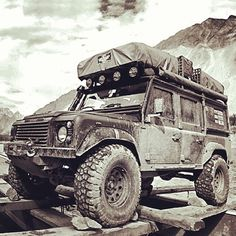 A legend that continues to be strong and reliable #LandRover #Heritage http://pinterest.com/quinnproperties/ http://www.tumblr.com/blog/patrickquinnproperties
