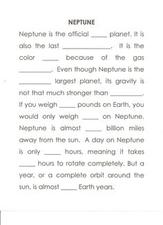 Mars Worksheet Answers: red planet, rust, 70, -225 ...