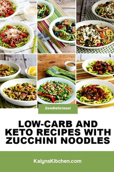 Best Zucchini Recipes, Heart Healthy Recipes, Healthy Eating Tips, Vegetable Recipes, Healthy Choices, Atkins Recipes, Ketogenic Recipes, Low Carb Recipes, How To Cook Greens