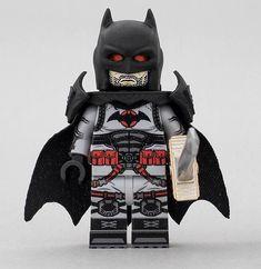 **NEW**LYL BRICK Custom Guy Gardner Lego Minifigure