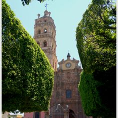 Cathedral, Salvatierra, Guanajuato.  <3 this place is a huge part of my childhood