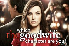 The Good Wife...love her