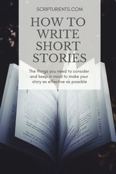 How to Write Short Stories The top five things you need to keep in mind while you're writing a short story.<br> Top 5 things to consider when you're writing short stories. Make your story the most effective it can be by remembering these points. Book Writing Tips, Writing Resources, Writing Help, Short Story Writing Prompts, Creative Writing Tips, Writing Skills, Writing Ideas, Fiction Writing, Science Fiction