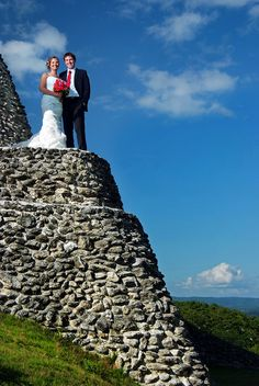 Wedding on a Mayan ruin in Belize with Ka'ana Boutique Resort. #xoBelize
