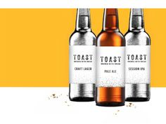 Beer from recycled bread. Coming soon to the USA.
