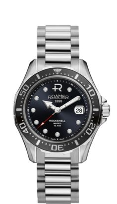 d8ada920a76b Roamer watches at DK Gems VOTED BEST watch shop in St Maarten. You will find