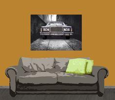Poster: Oldtimer Auto Ford - Mein Posterladen - DaWanda