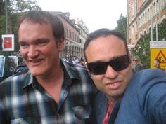Naoto III and Quentin Tarantino