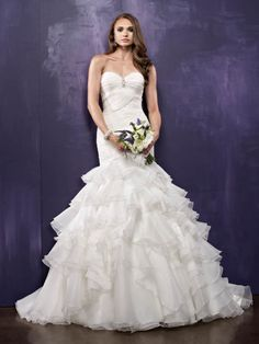 61 Best Kenneth Winston Bridal Gowns Images On Pinterest