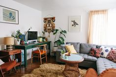 Blanca & Cody's Oaxaca-Inspired Compact Cottage — House Tour