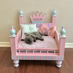 Superbe Pet Bed All The Glitz And Glamor