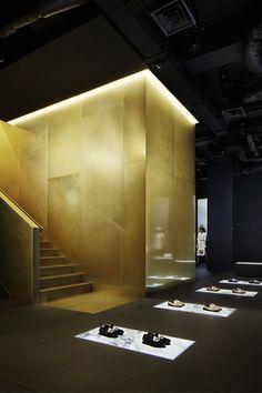 Dolce & Gabbana Aoyama   WORKS - CURIOSITY - キュリオシティ -