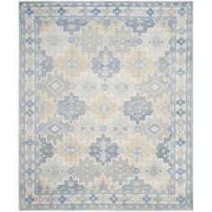 You'll love the Baum Hand-Knotted Blue Area Rug at Wayfair - Great Deals on all Rugs products with Free Shipping on most stuff, even the big stuff.