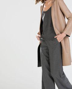 MINIMAL + CLASSIC: Zara - Beige and Grey