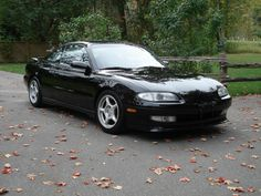 A mazda mx6, the best car I ever owned. Oh how I miss you.