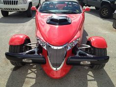 """""""Plymouth Prowler with 6.1-liter Hemi V8"""""""