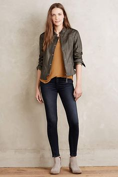 Paige Verdugo Ankle Jeans - #anthroregistry