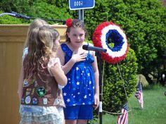 memorial day parade songs