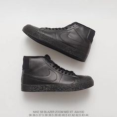 6cb352b56758e Aa4100 New Colorway Nike Sb Blazer Zoom Mid Unisex Mid Sports And Leisure  Trend Skateboard Shoes