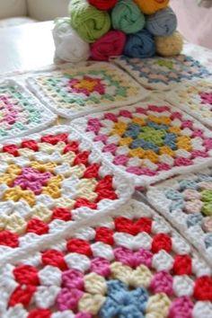 granny squares by shannondouglas
