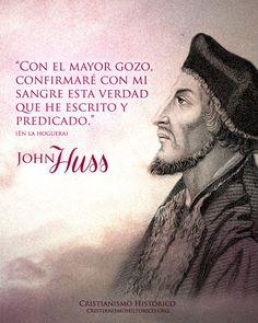 Resultado de imagem para frases do reformador  john Huss