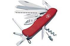Victorinox Swiss Army WORKCHAMP Lockblade Multitool Pocket Knife (Brand New). From: www.SwissKnivesUSA.com