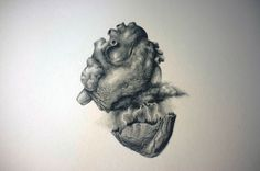 Vintage inspired anatomical drawings with a twist by Andy van Dinh - Bleaq
