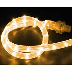 rope light coil
