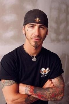 Sully Erna (one of my biggest crushes in music)